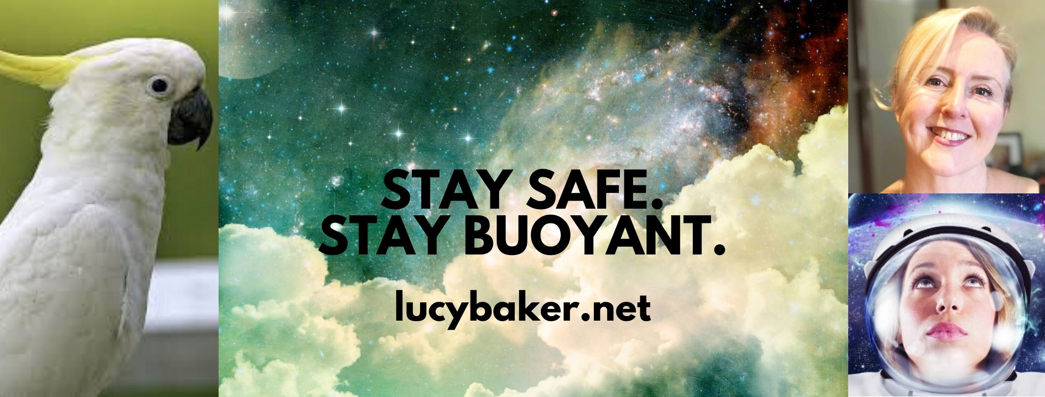 lucy baker banner hypno journeys